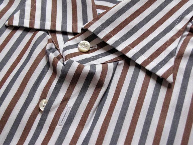 Acheter une chemise en Italie