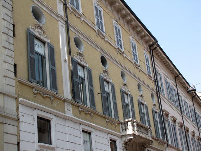 Via Sant'Andrea Milano- Quadrilatero della moda