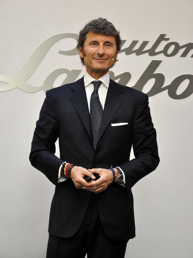 Stephan Winkelmann, bracelets