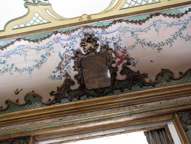 Ambassade d'Italie à Paris - Hôtel de La Rochefoucauld-Doudeauville