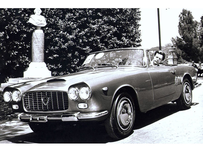 Lancia Flaminia GT convertibile Superleggera