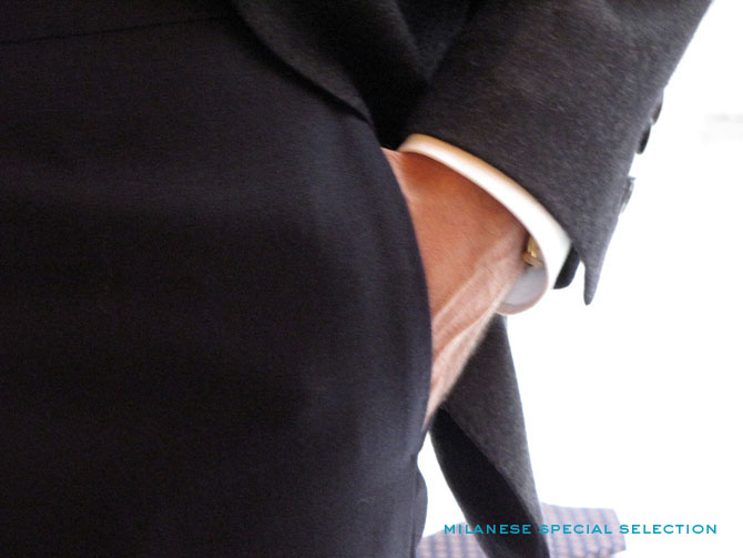 manches de chemise, manches de veste