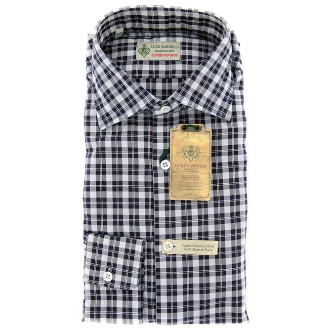 chemise Luigi Borrelli
