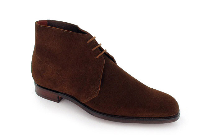 chukka boots Crockett and Jones