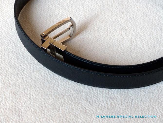 ceinture réversible
