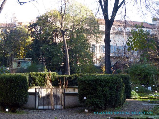 jardin botanique brera milan 7 Jardin botanique de Brera, Milan