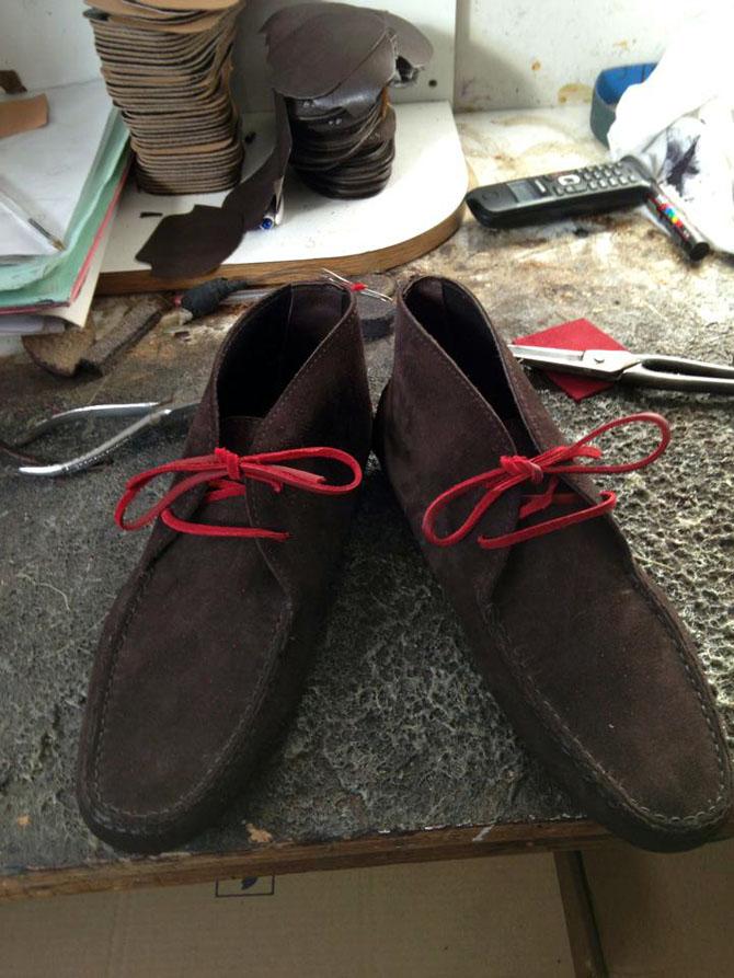 chaussures de conduite Miserocchi