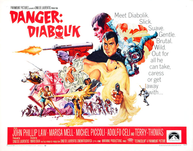 Danger, Diabolik!