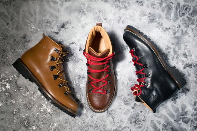 chaussures de randonnée, hiking boots