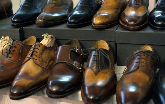 chaussures italiennes, Antonio Meccariello