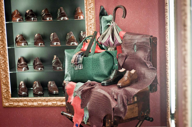 chaussures italiennes, Bocache & Salvucci