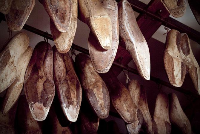 chaussures italiennes, Calzature Marini