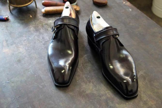 chaussures italiennes, Riccardo Freccia Bestetti