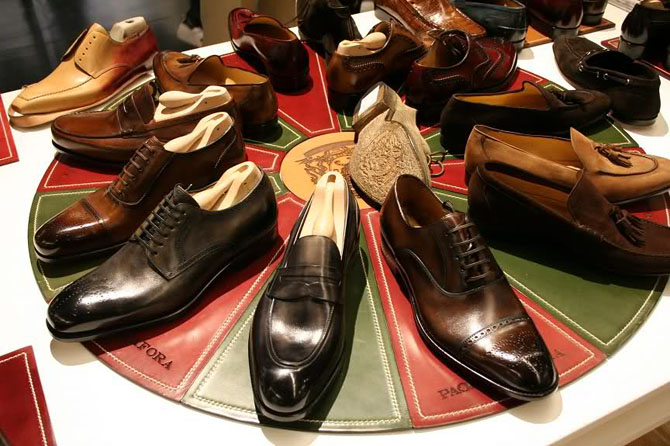 chaussures italiennes, Paolo Scafora
