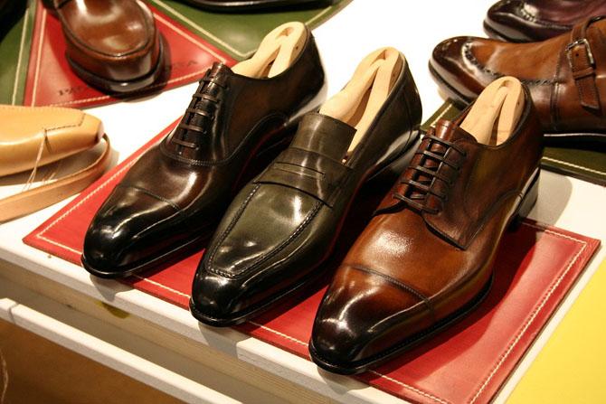 chaussures à lacets, Paolo Scafora