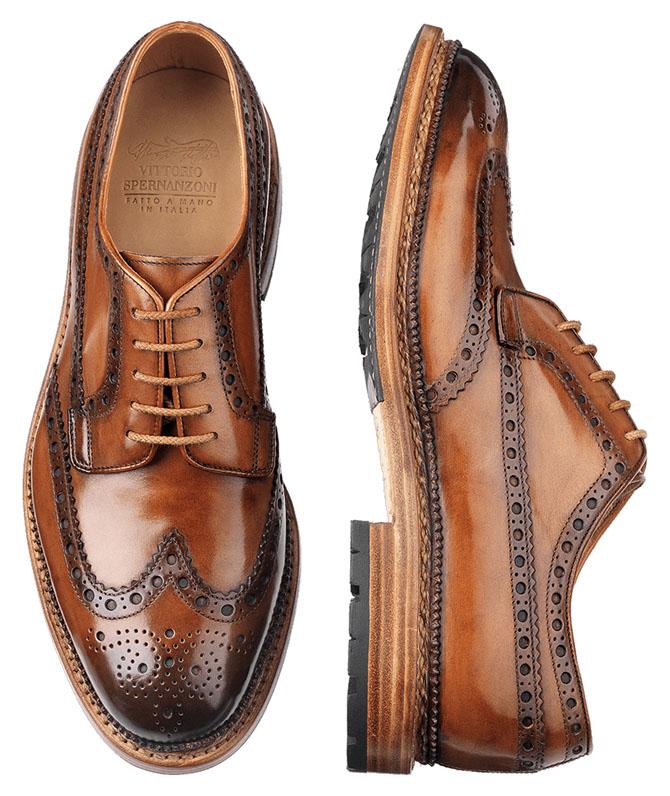 chaussures italiennes, Vittorio Spernanzoni