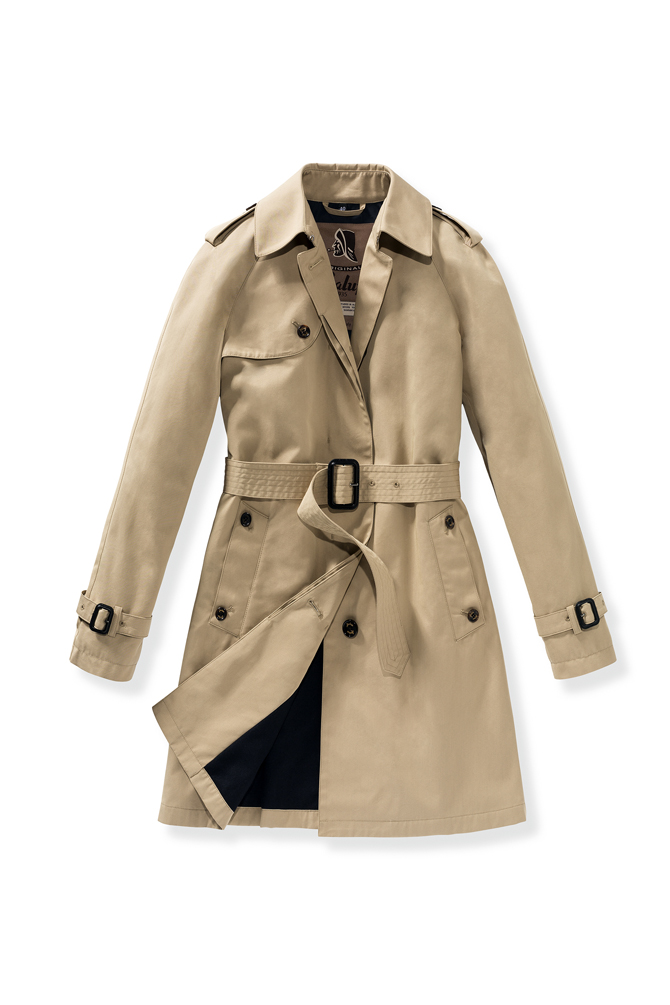 trench coat Sealup