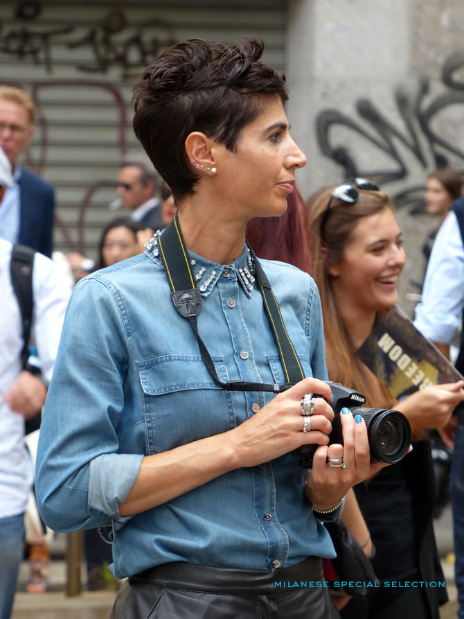 Milan Fashion Week, FW 2015