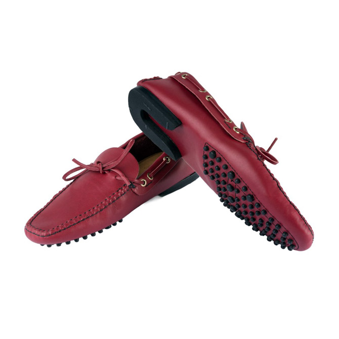 Miserocchi Agnelli car shoes, Finaest
