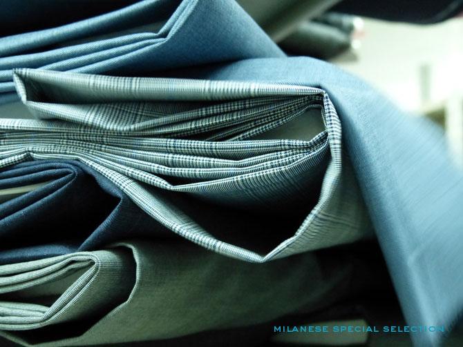 Sartoria Partenopea, tissus / fabrics