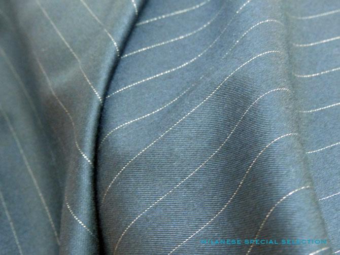 tissu cachemire, vigogne et platine