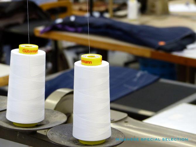 Sartoria Partenopea atelier / factory