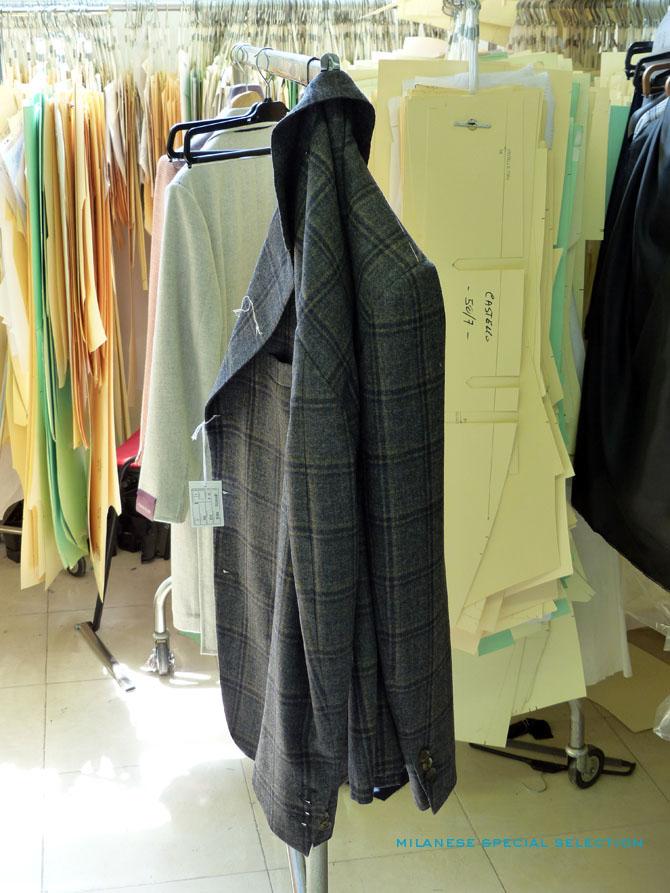 Sartoria Partenopea bespoke jacket