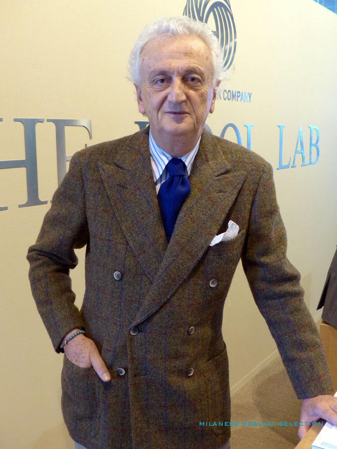Fabrizio Servente, The Woolmark Company
