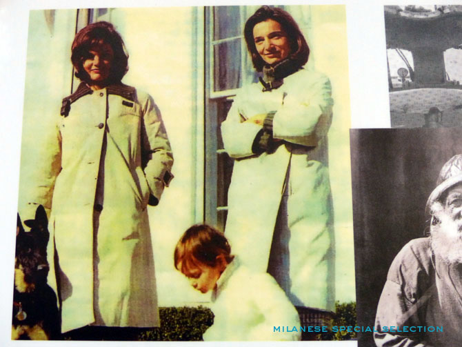 Jackie Kennedy, Sealup