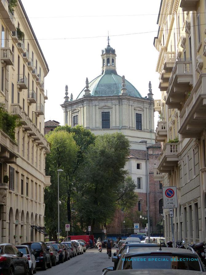 Via Celestino IV, Milano