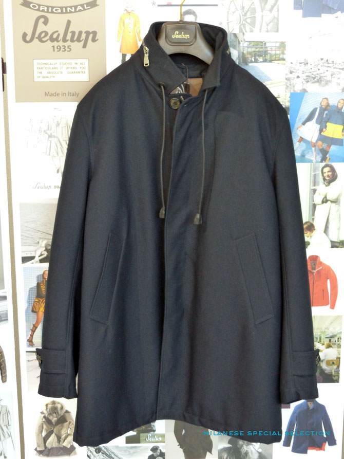 Sealup City Car Coat