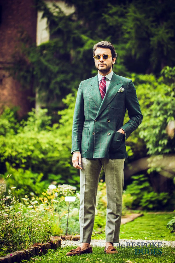 chaussures sans chaussettes, Fabio Attanasio, The Bespoke Dudes