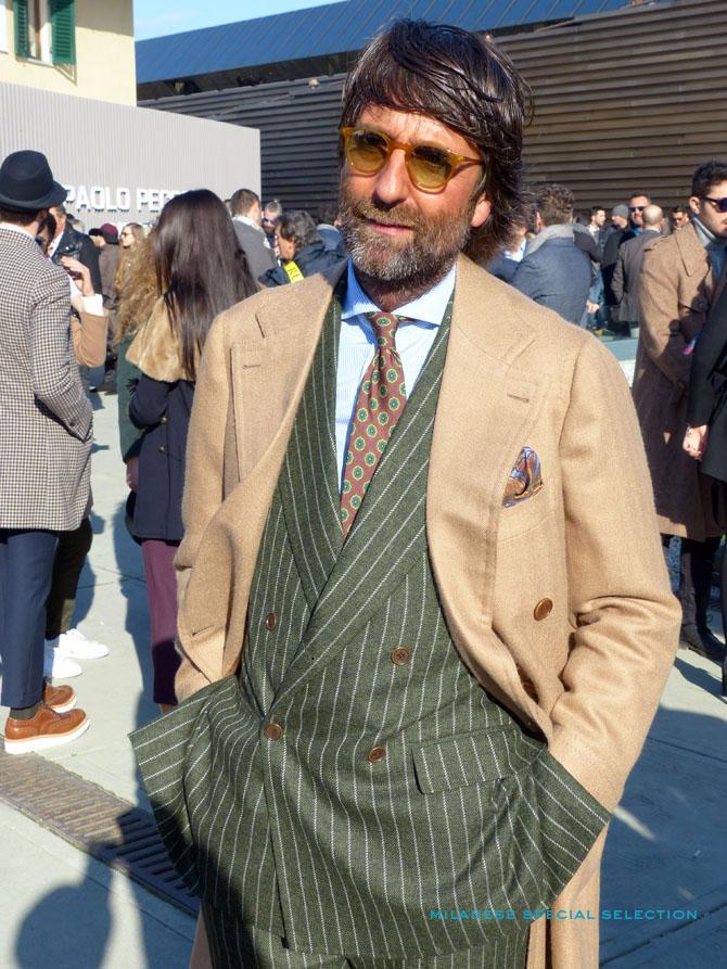 Andrea Luparelli, Pitti Uomo 87