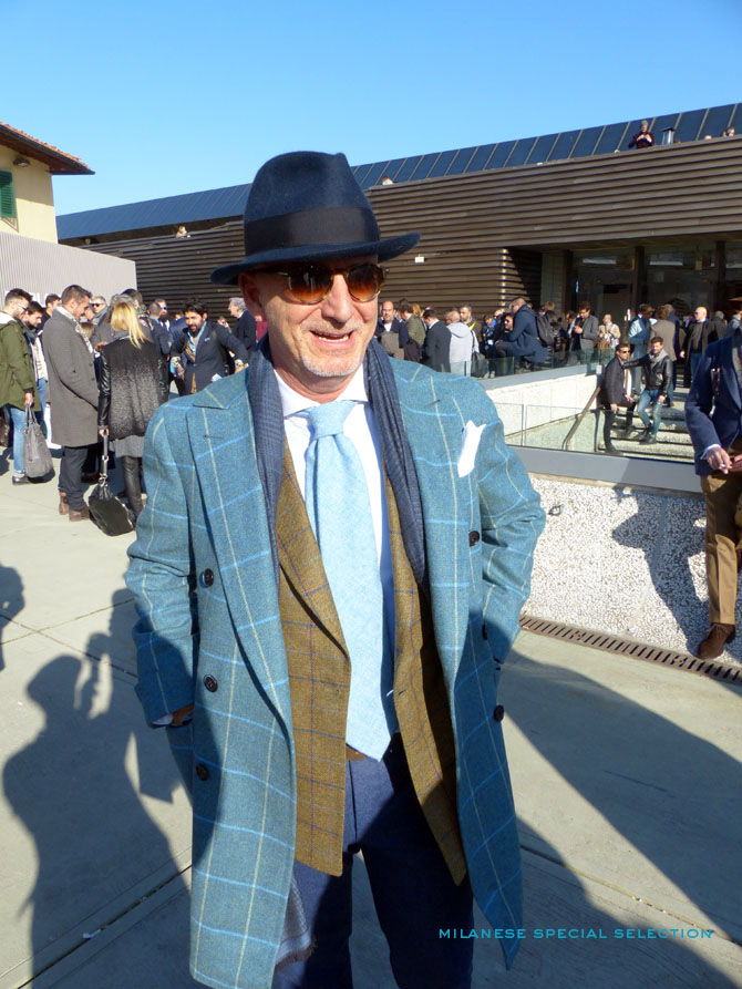 Gianni Dal Cortivo, Pitti Uomo 87