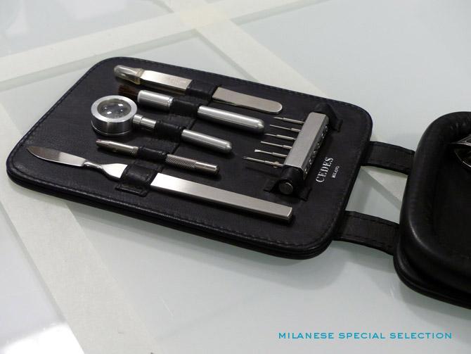 kit montres Cedes Milano