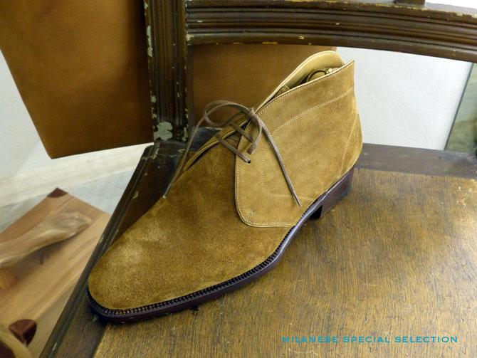 Stefano Bemer chukka boots