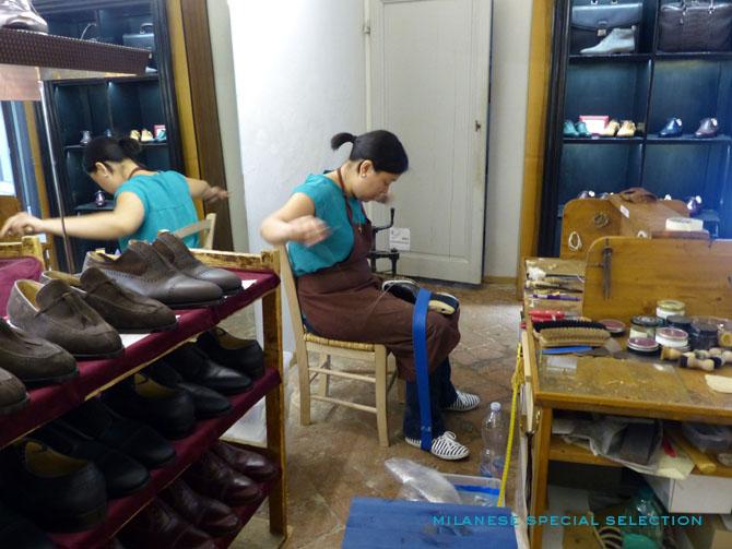 Stefano Bemer shoemaker Florence