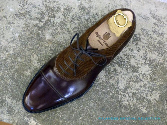 Stefano Bemer shoemaker Oxford