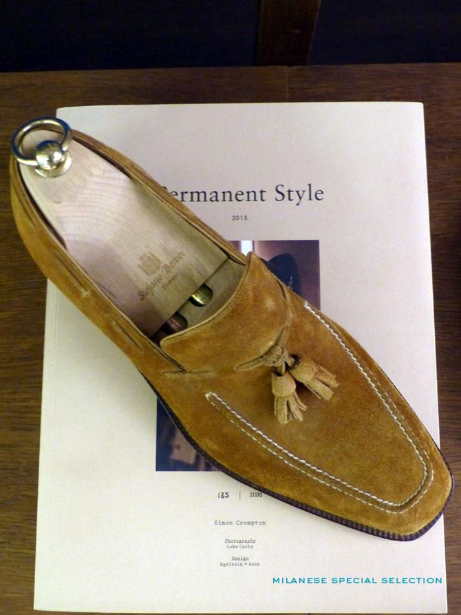 Stefano Bemer tassel loafer