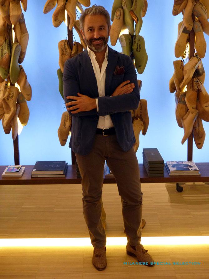 Tommaso Melani Stefano Bemer CEO