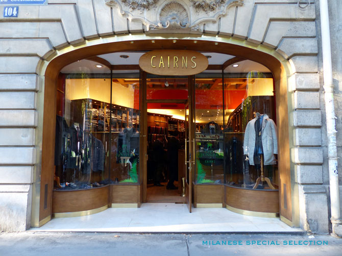 Cairns Paris