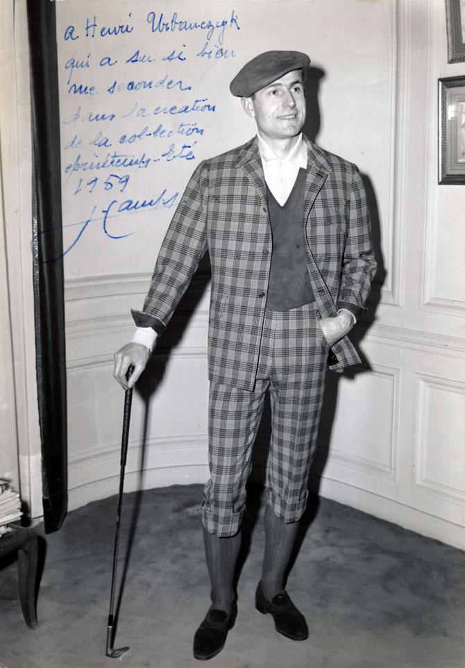 Henri Urbanczyk, Urban tailleur