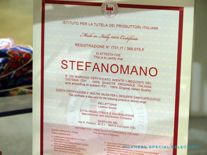 Stefanomano