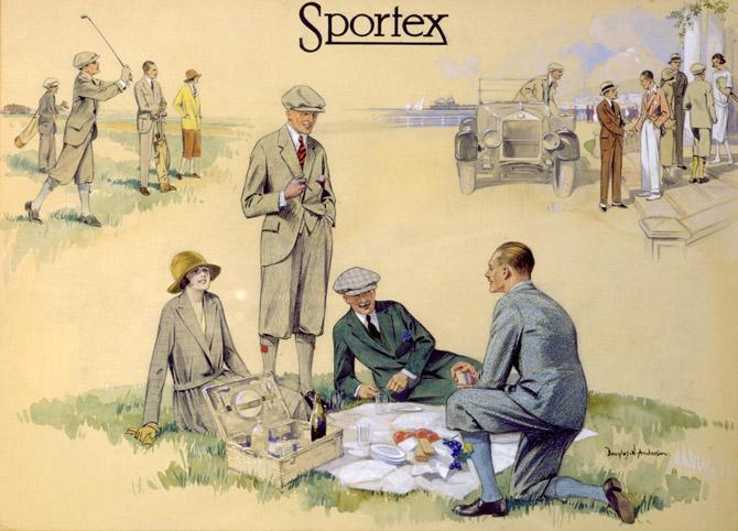 Sportex by Dormeuil