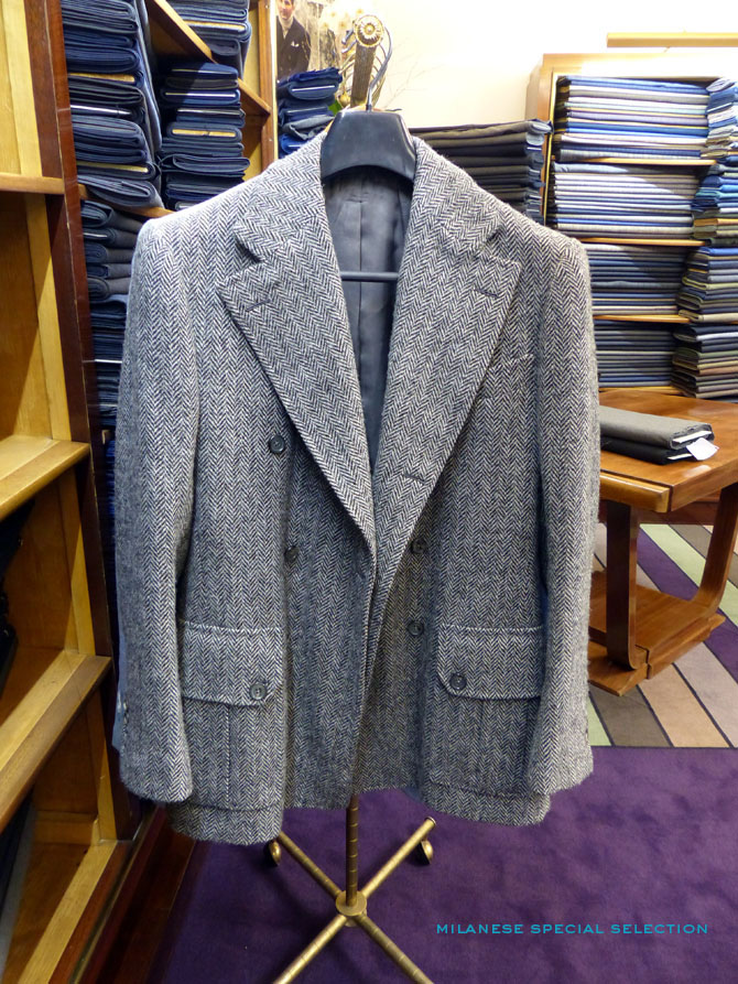 Cifonelli bespoke tailoring