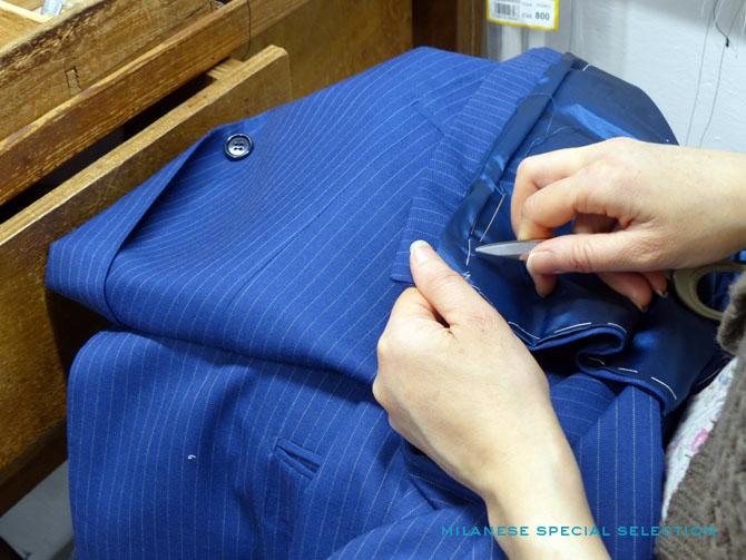 Cifonelli tailleur Paris