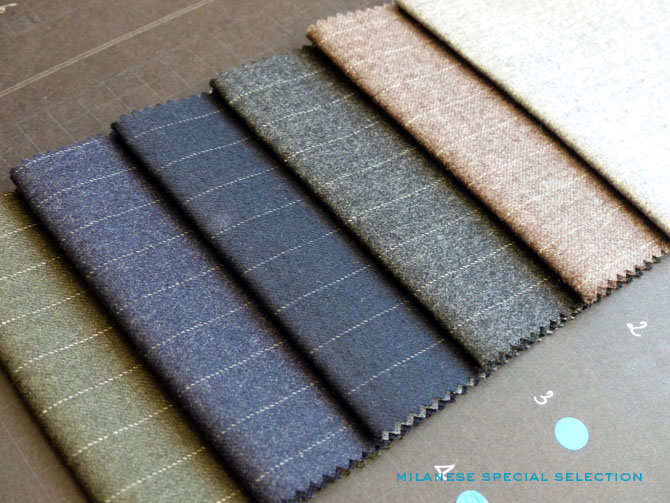 Kired raincoat fabrics