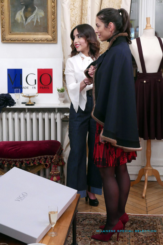 Vigo Couture Paris : French-American savoir-faire