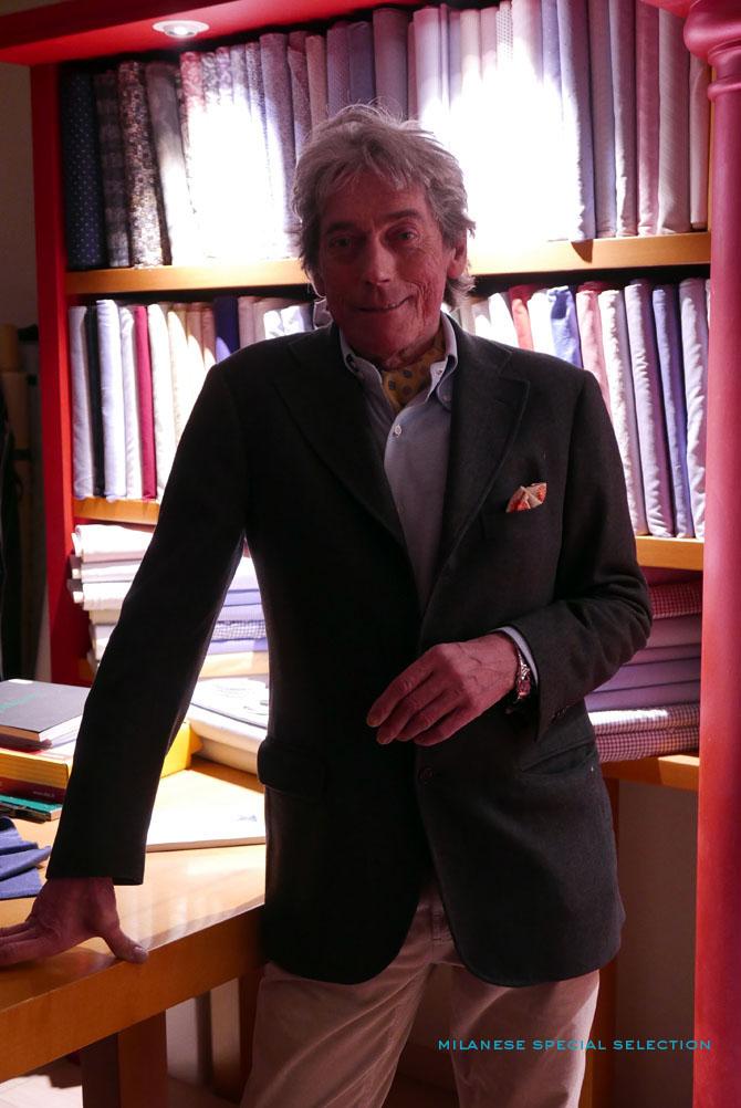 chemises Siniscalchi, Milan