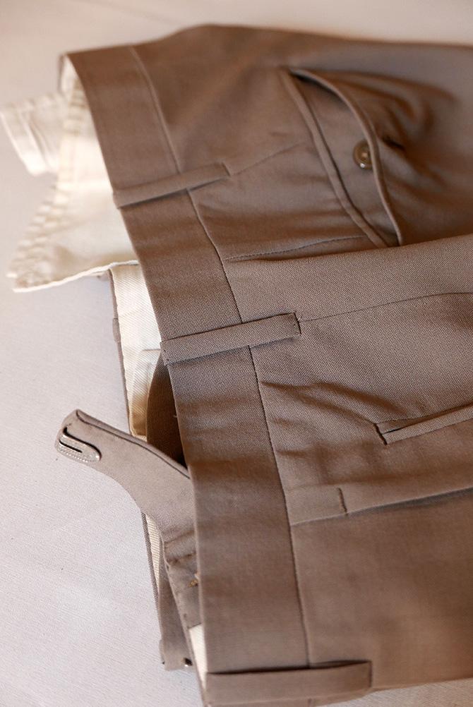 Vide-dressing homme/Dépôt-vente - Costume droit Camps de Luca